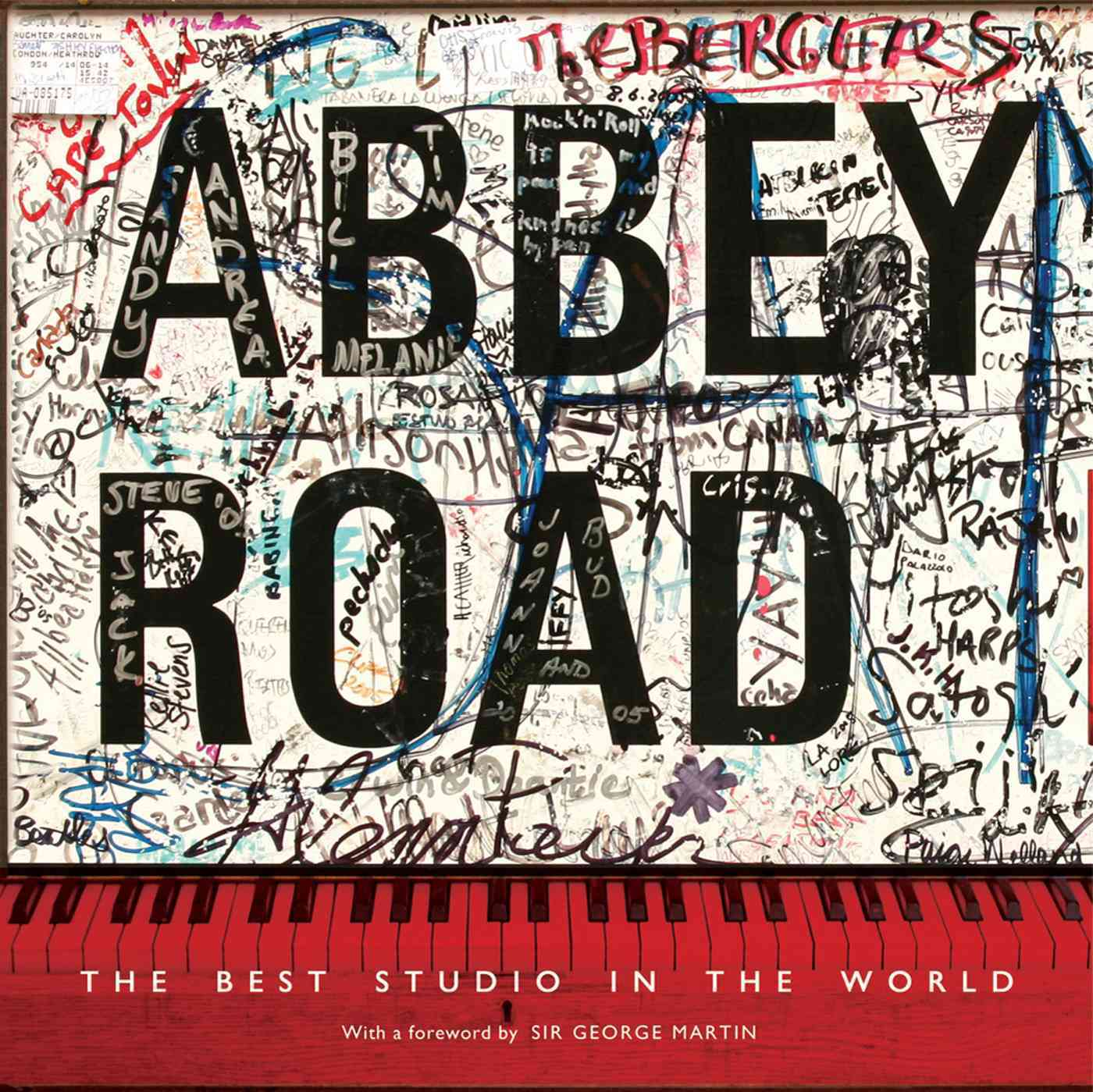 Abbey Road By Lawrence, Alistair/ George, Martin (FRW)